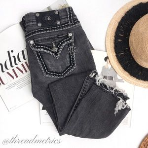 M I S S Me • Reworked Jeans